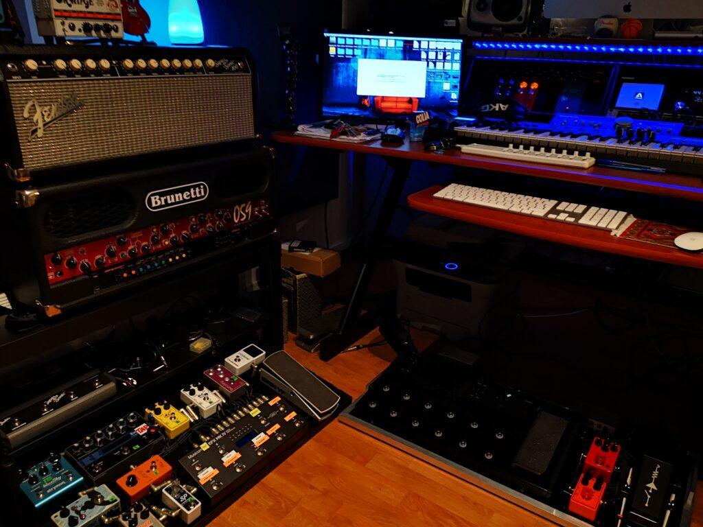 Analog Setup 🤩