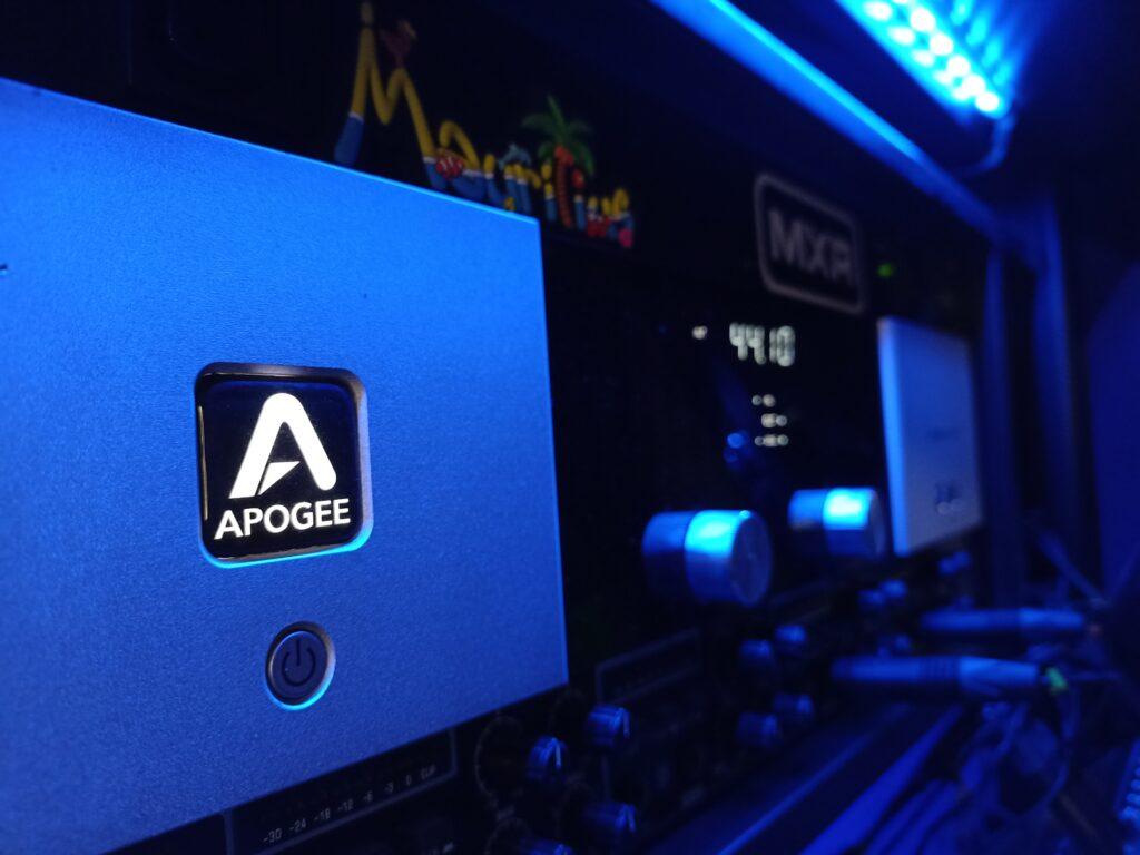 Audio interface!