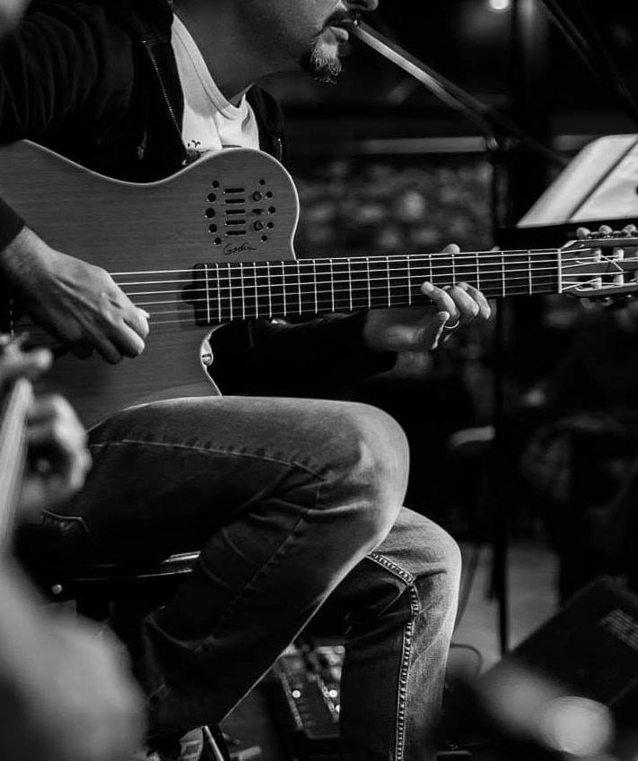 My Godin Guitar