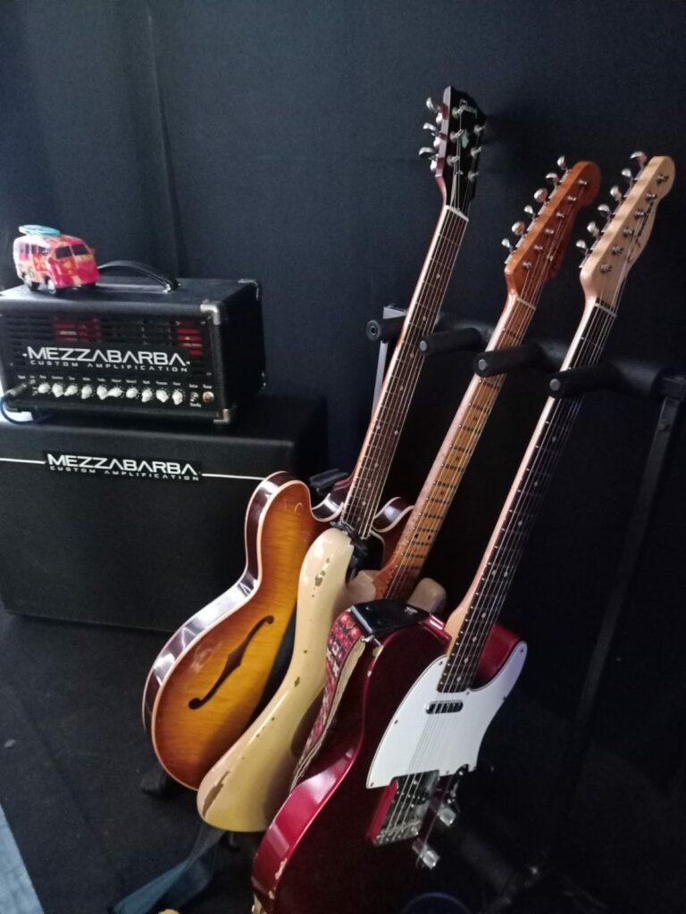Guitar Rack 🎸